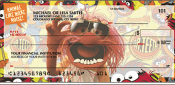 The Muppets Checks - 1 Box