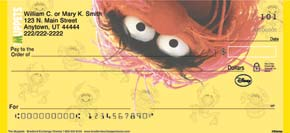 The Muppets Personal Check Designs